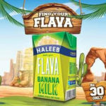 Haleeb launches new brand FLAVA, energetic flavoured milk