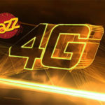 The government formally handed over a 4G licence to Jazz, the successful bidder.