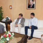Delegation calls on  Anusha Rehman  to Discuss investment opportunities in ICT sector of Pakistan