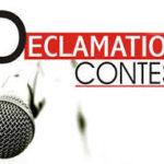 Declamation contest for Karachi schools